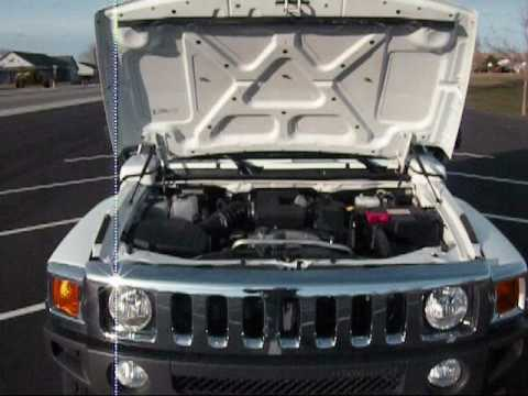 Title: Crash Test 2006 - Discontinued Hummer H3 IIHS