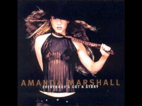 Amanda Marshall - Red Magic Marker