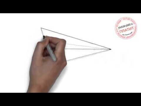 Видео как нарисовать пулемет карандашом поэтапно