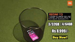 Redmi Y3 Durability Test, Redmi Y3 Launch Date In India, Final Specifications, Camera, Processor