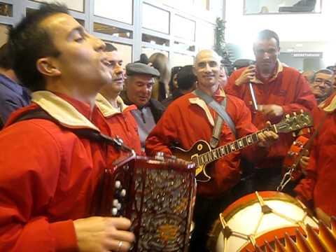 GRUPO DE CONCERTINAS RAPAZ�ES DA VENDA NOVA NA FEIRA DO FUMEIRO MONTALEGRE 2012