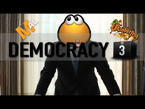 Democracy 3 Let's Play - Part 1 - Germany Shall Flourish!