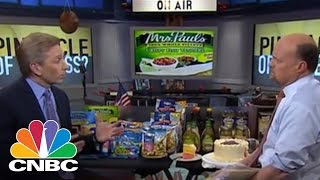 Pinnacle Foods CEO Bob Gamgort | Mad Money | CNBC