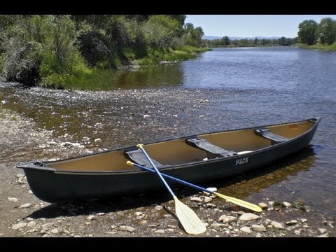 North Platte River Canoe Trip