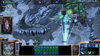 Starcraft 2 Co-Op Void Launch 2 players = 2000 lvl