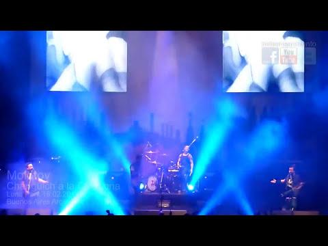 Molotov - Changüich a la Chichona HD Stereo [Argentina En Vivo Luna Park 16.02.2013]