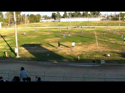 2011-12-16 San Marino High girls soccer  v Mark Keppel first half