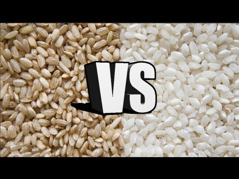White Rice vs. Brown Rice? Does It Matter?