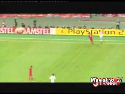 Highlights AC Milan 3 3 Liverpool   25 5 2005