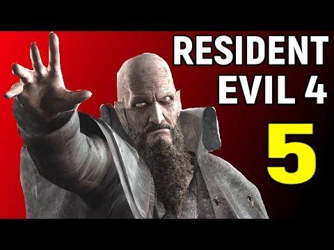 ОЧЕНЬ СТРАШНЫЙ БОСС БИТОРЕЗ МЕНДЕЗ - Resident Evil 4 HD
