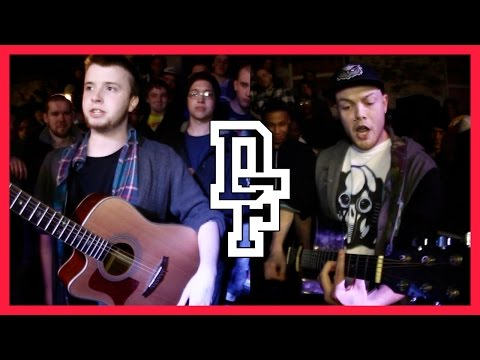 DON'T FLOP - Tom Kane Vs Karl Phillips [GUITAR/RAP BATTLE]