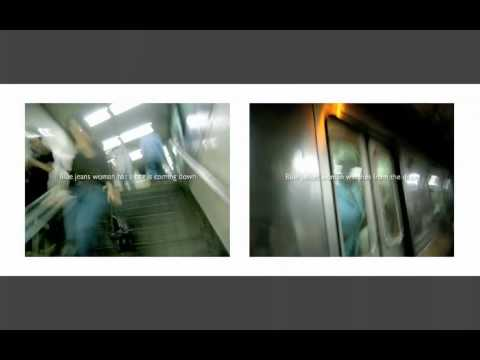 RGBMusic Subway Synesthesia 3/5
