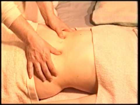 acupressure massage for digestion