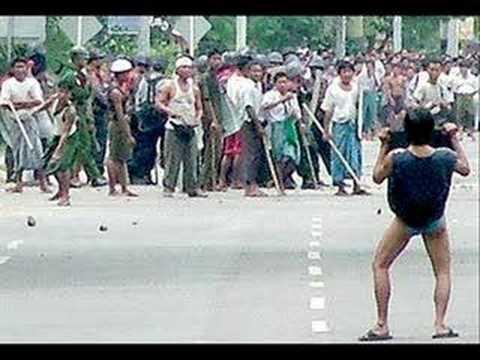 Fuck Burmese junta
