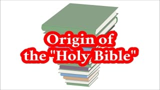 Video: In 1646, the Church canonized 66 books of the Christian Bible. No one knows how or why - RTC