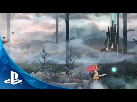 Child of Light - Co-op Trailer klip izle