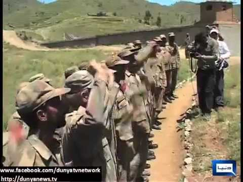Pak Army Formally Launches Operation Zarb E Azb Against Terrorists video