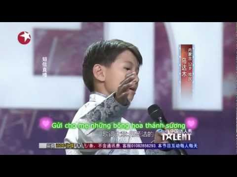Mother In The Dream Phụ Đề Tiếng Việt, Gặp Mẹ Trong Mơ, China's Got Talent. video