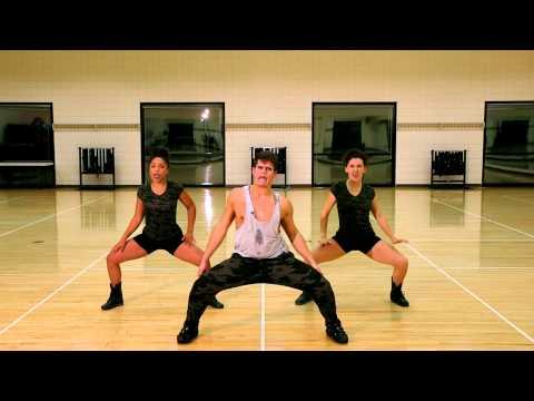 Anaconda - The Fitness Marshall - Cardio Hip-hop video