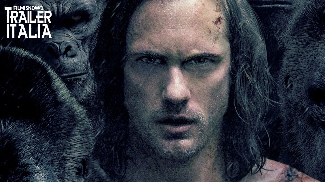 The Legend of Tarzan con Alexander Skarsgård, Margot Robbie | IMAX Trailer in Versione Originale