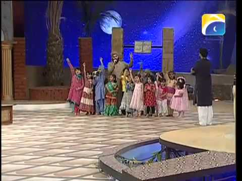 Naat Ahmad Raza Qadri On Geo Tv Aamir Liaquat Program(18 August, 2012) video