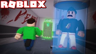 LITTLE BROTHER LEFT ME TO DIE! (Roblox Flee The Facility)