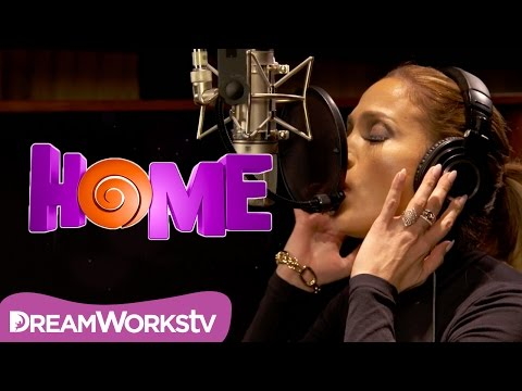 Jennifer Lopez - Feel The Light (Official Lyric Video) | HOME