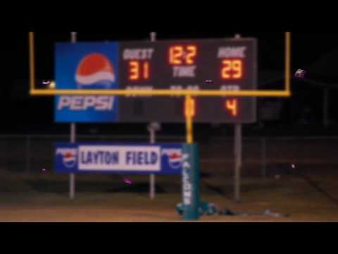 Football Highlights: Chambers Academy vs Sparta 2008 1st Round of AISA Playoffs