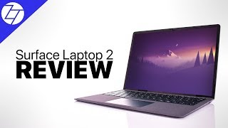Surface Laptop 2 REVIEW - The MacBook Air KILLER?