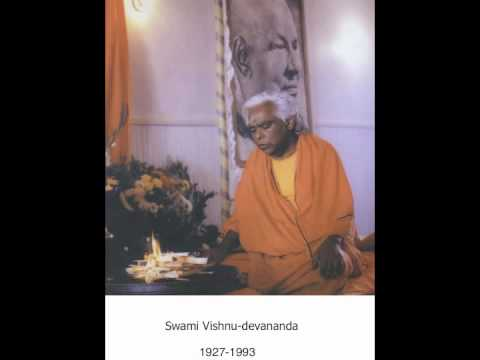 # 132 Swami Vishnu Chants Jaya Ganesha Satsang in the 1980's.