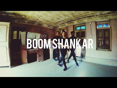 Boom Shankar - Gurbax   Dance video   Paranoid Dance Crew