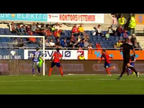 Goals 53' A. Thrandarson (assist by J. Matland) 1 - 0 64' J. Matland 2 - 0.
