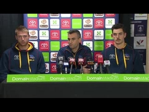 Crows Post-Match: R15
