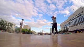 ISDS Jan Voinov vs YagFunky (Popping Final)