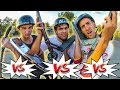 Capron Funk VS Stephen Garlatta VS Austin Kuentz! GAME OF SCOOT!
