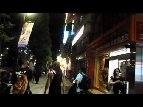 Hunt For Ramen With Anti-copyright Activist In Akihabara Tokyo video