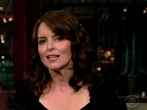 Tina Fey On Palin Persona