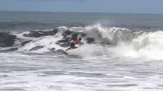 TAHITIAN DREAM 2017 - Surf in French Polynesia - David Tereva