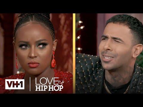 Amara & Juju Educate Young Hollywood On Afro-Latinos 'Sneak Peek'   Love & Hip Hop: Miami