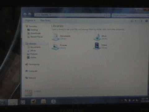 Windows 7 Review on Samsung N120
