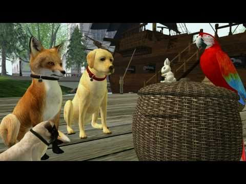Your Pets Will Set You Free - Second Life