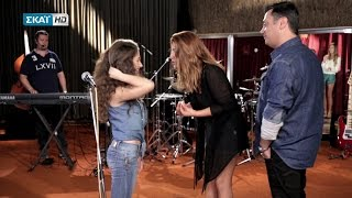 Helena Paparizou - Junior Music Stars (Αλεξάνδρα)