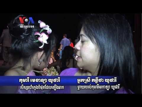 Cultural Festival Brings Cambodia to Virginia