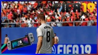 FIFA 19 (Nintendo Switch)  Atletico Madrid vs. Real Madrid