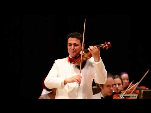 Mendelssohn: Violin Concerto in D minor Andante & Allegro 2nd...
