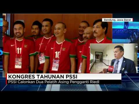 Pelatih Top, Kandidat Pengganti Alfred Riedl, Pelatih Timnas Hasil Kongres PSSI - Live Interview #1