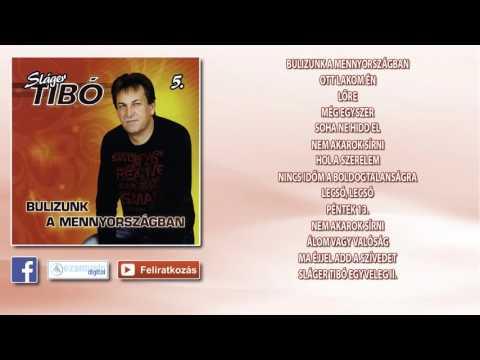 Sláger Tibó 5. - Bulizunk A Mennyországban (teljes Album)