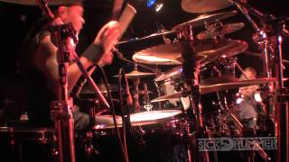 SHADOWS FALL Jason Bittner New Drum-Cam Footage