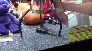 Car Keys Locked in Claw Machine! | Matt3756