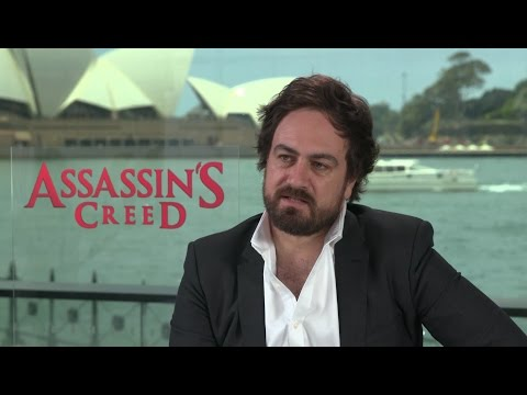 Assassin's Creed Movie Interview With Director Justin Kurzel